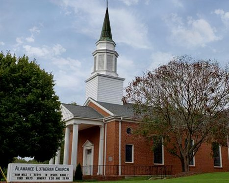 Alamance Lutheran Church
